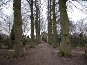 monumentale begraafplaatsen werkplan Todo